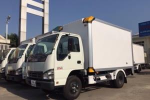 Giá xe tải isuzu 2.9 tấn – Các thông số kỹ thuật của xe isuzu 2.9 tấn