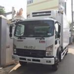 Xe isuzu 2,9 tấn thùng đông lạnh