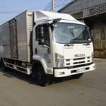 xe tải 2,9 tấn thùng kín