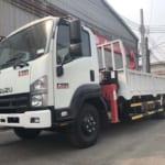 Xe tải isuzu 2,9 tấn thùng lửng