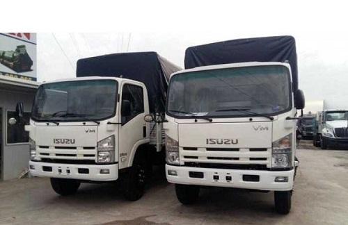 Xe tải isuzu 8t2 – 8 tấn – FVR 900