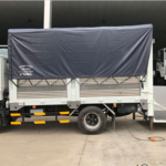 Isuzu 2,9 tấn bạt bửng nâng hạ 310
