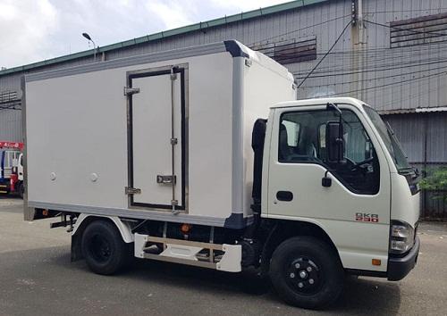 Xe tải Isuzu QKR 230 – 1 tấn thùng bảo ôn