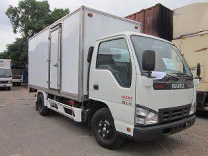 Xe Isuzu QKR 230 – 2.5 tấn thùng bảo ôn