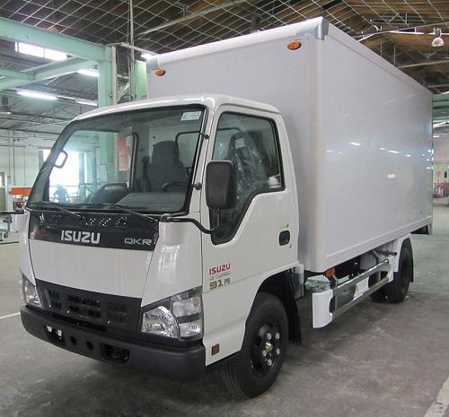xe tải 2.4 tấn thùng bảo ôn
