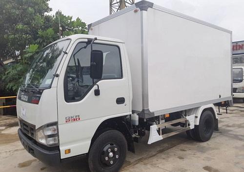 xe tải 1 tấn thùng bảo ôn
