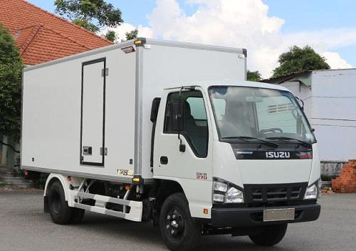 Xe tải Isuzu QKR 270 – 2.9 tấn thùng bảo ôn