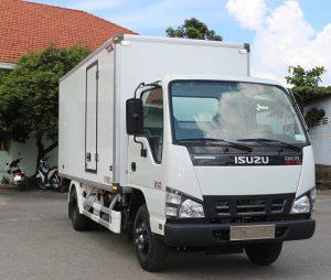 Xe tải Isuzu QKR 270 – 2.7 tấn thùng bảo ôn