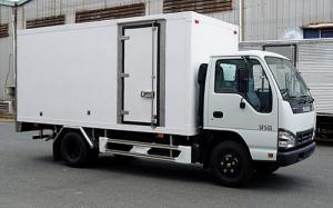 Xe tải Isuzu QKR 270 – 1,9 tấn thùng bảo ôn