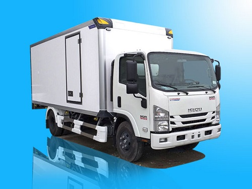 xe tải 5t7 thùng bảo ôn