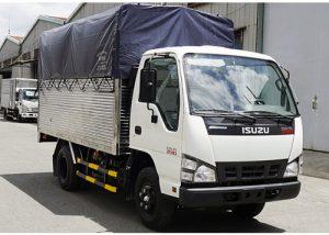 Xe tải Isuzu QKR 230 – 1t5 thùng mui bạt