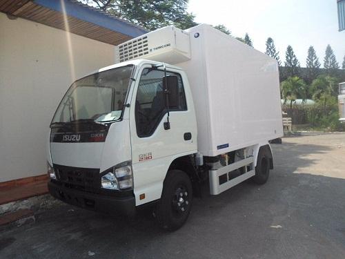 Xe Isuzu QKR 230 – 1.5 tấn thùng đông lạnh
