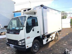 Xe tải Isuzu QKR 230 – 1 tấn thùng đông lạnh