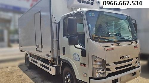 xe tải 5t5 thùng đông lạnh