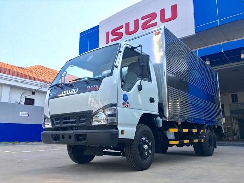 Xe tải Isuzu QKR 270 – 1.9 tấn thùng kín