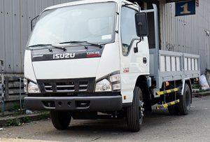 Xe tải Isuzu QKR 230 – 1.4 tấn thùng lửng
