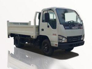 Xe Isuzu QKR 270 – 2,7 tấn thùng lửng