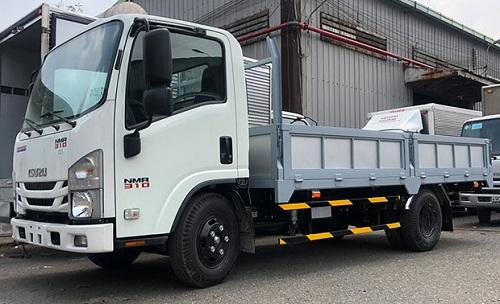 Xe tải Isuzu NMR 310 – 1t9 thùng lửng