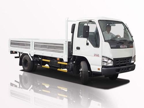 Xe tải Isuzu QKR 270 – 1.9 tấn thùng lửng