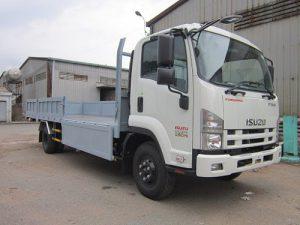 Xe tải Isuzu QKR 230 – 2.5 tấn thùng lửng