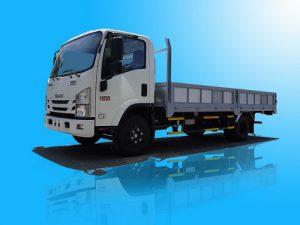 Xe tải Isuzu NPR 400 – 3.9 tấn thùng lửng