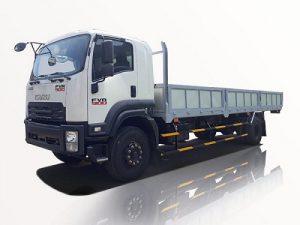 Xe tải Isuzu FVR 900 –  8 tấn thùng lửng