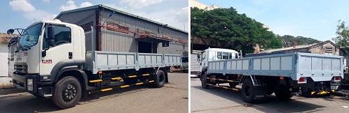 xe tải 8 tấn fvr 900