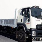 giá xe tải isuzu 6.2 tấn