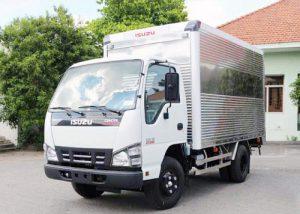 Xe tải Isuzu QKR 230 – 2.4 tấn thùng kín