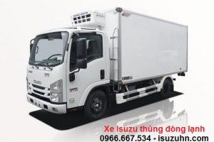 Xe tải Isuzu NMR 310 – 2.1 tấn thùng đông lạnh