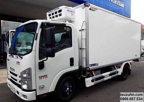 xe tải 1.9 tấn thùng đông lạnh
