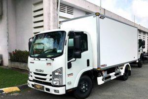 Xe tải Isuzu NMR 310 – 1.9 tấn thùng bảo ôn
