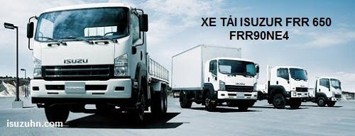 giá xe tải isuzu frr 650