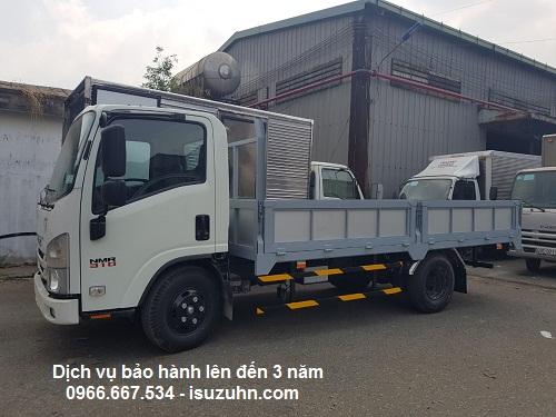 bảo dưỡng xe tải