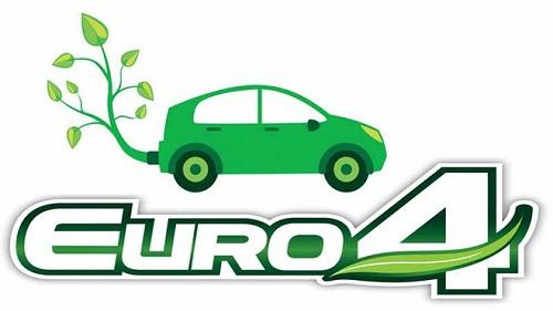 Tiêu chuẩn khí thải Euro 4