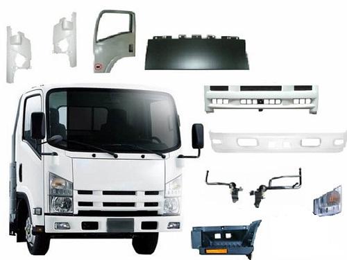 bảng giá phụ tùng xe tải isuzu