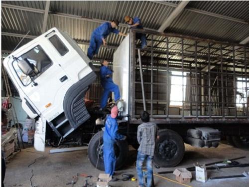 Hoán cải thùng xe tải là gì ? Những quy định khi hoán cải xe tải