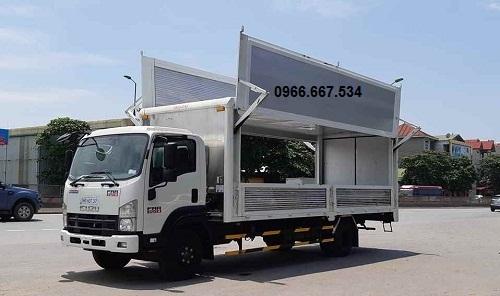 xe tải isuzu 6t2