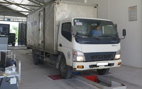 Đăng kiểm xe tải – Hồ sơ, thủ tục và lệ phí khi đăng kiểm ô tô, xe tải
