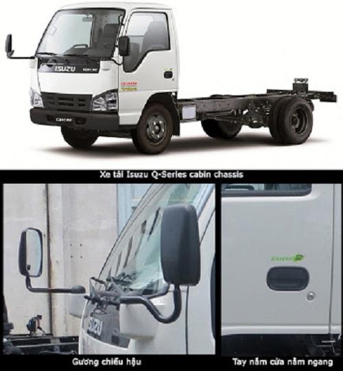 xe tải isuzu 2t5