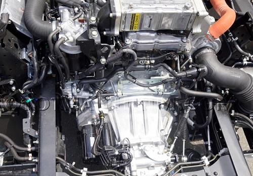 động cơ xe isuzu 400