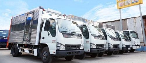 bán xe tải isuzu 3.9 tấn