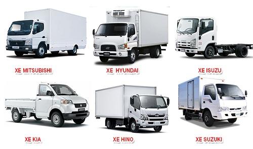 nên mua xe tải nhỏ loại nào