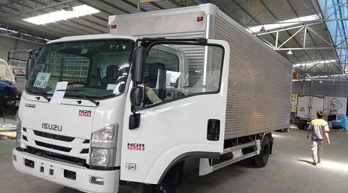 niên hạn sử dụng xe ô tô tải