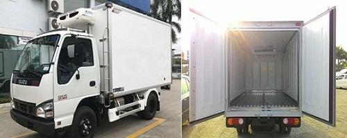 thùng xe tải đông lạnh