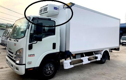 xe tải thùng đông lạnh