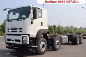 Cập nhật báo giá xe tải isuzu 4 chân và đi tìm đơn vị cung cấp uy tín số 1 toàn quốc
