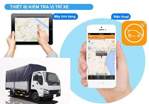 Cách đăng nhập định vị xe tải và hướng dẫn cài đặt thiết bị