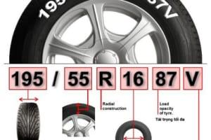Cách đọc thông số lốp xe tải và giải thích ý nghĩa các thông số