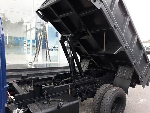 hệ thống nâng hạ thùng xe tải